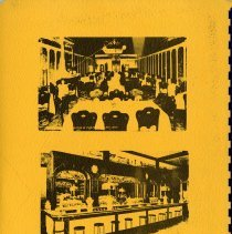 Image of Interior of Kandy Kitchen, back cover