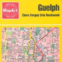 Image of Map of Guelph 1994