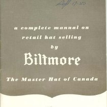 Image of 2002.28.1 - Pamphlet