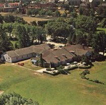 Image of Aerial of the Cutten Club