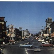 Image of Lower Wyndham St. c.1970