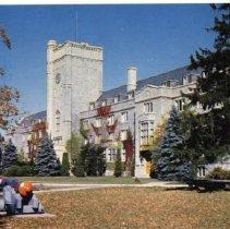 Image of UofG Admin Building c.1990s