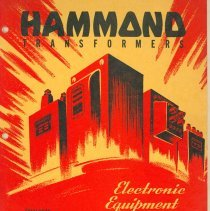 Image of Hammond Transformers Catalogue