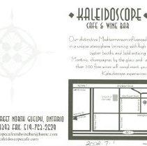 Image of Kaleidoscope Wine Bar Back