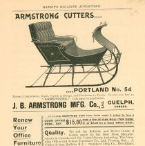 Image of Armstrong Cutter Ad