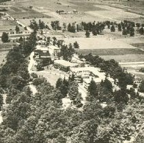 Image of Aerial of the Homewood