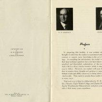 Image of Printing Informaton; Preface, pp.2-3