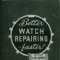 Image of Better Watch Repairing Faster