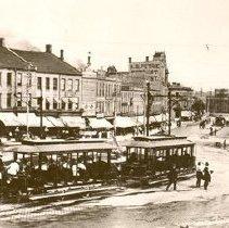Image of Lower Wyndham St. 1911