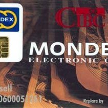 Image of Mondex Card