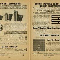 Image of Jones' Smokers; Jones' Double Slot Zinc Queen Excluders