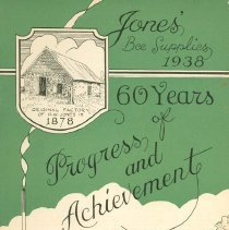 Image of Jone's Bee Supplies, 1938