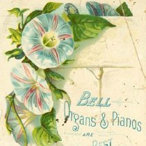 Image of Bell Ad Card