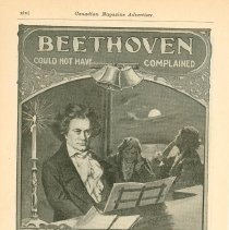 Image of Bell Piano Ad, c. 1900