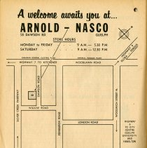 Image of Map to Arnold-Nasco, page 114