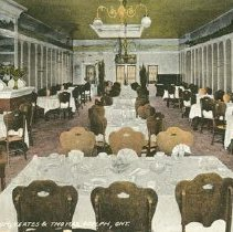 Image of Yeates & Thomas Banquet Room