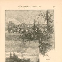 Image of Views of Guelph, c. 1880