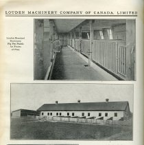 Image of Piggery at the Ontario Agricultural College, Guelph, p.136