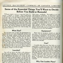 Image of Things to Consider Before You Build or Remodel, page 150