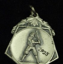 Image of 2003.79.3 - Medallion
