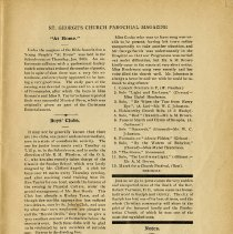 Image of Church Items and Notes, p.3