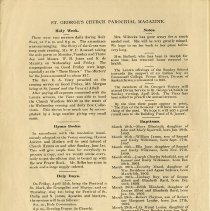 Image of Baptisms, Marriages, p.6