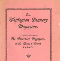 Image of St. George's Magazine., April 1902