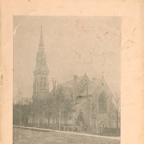 Image of St. George's Church Parochial Magazine, July 1908