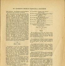 Image of Boys' Club; Church Notes; Choir Party, p.3
