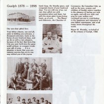"""Image of """"Guelph 1878 - 1898,"""" p.7"""
