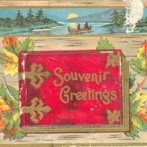 Image of Souvenir Greetings from Guelph