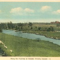 Image of Along the Highway (#7), Guelph