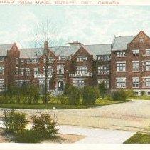 Image of Macdonald Hall, OAC