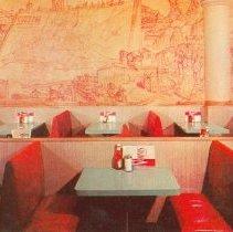 Image of Interior of Vorvis restaurant