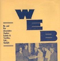 Image of The Web Magazine, Oct. 1943