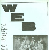 Image of The Web Magazine, Nov. 1943
