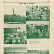 "Image of Web, ""Plant No.2, Sewing"", page 6"