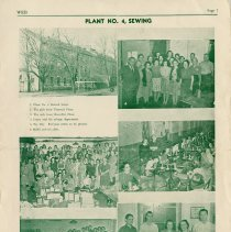 "Image of Web, ""Plant No.4, Sewing,"" page 7"