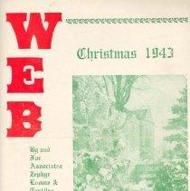 Image of The Web Magazine, Dec. 1943