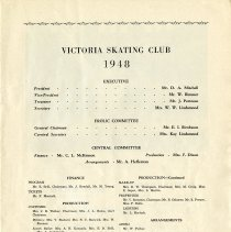 Image of Victoria Skating Club Executive and Central Committee, p.7
