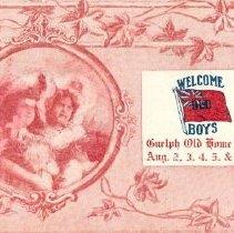 Image of Old Home Week Postcard