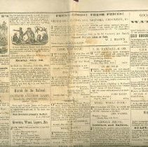 Image of Guelph Advertiser, 1852 pg. 2