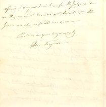 Image of Letter to F. W. Stone