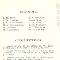 Image of City Hall Postcard