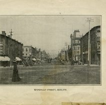 Image of Wyndham Street, Guelph, back cover