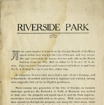 Image of Riverside Park, page 1
