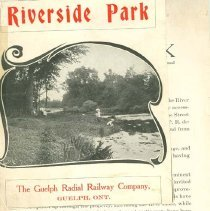 Image of Riverside Park Booklet