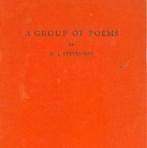 Image of A Group of Poems