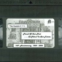 Image of VCR Tape of GCVI 150th