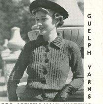 Image of Elaine Knitting Pattern